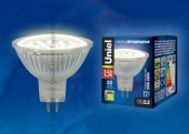 Uniel LED-MR16-SMD-1,5W/WW/GU5.3