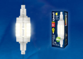 Uniel LED-J78-6W/WW/R7s/CL PLZ06WH