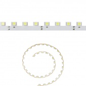 Uniel ULS-B03-5050-60LED/m-10mm-IP20-DC12V-14.4W/m-5M-DW
