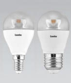 Camelion LED7.5-G45-CL/845/E14
