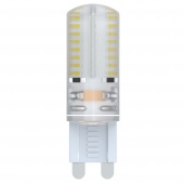Volpe LED-JCD-2,5W/NW/G9/CL/S