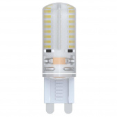 Volpe LED-JCD-2,5W/WW/G9/CL/S