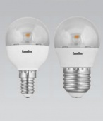 Camelion LED5.5-G45-CL/845/E14