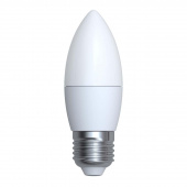 Volpe LED-C37-6W/WW/E27/FR/O